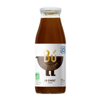 bouillon de fruits bio cacao
