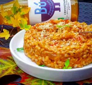 Recette risotto automnal